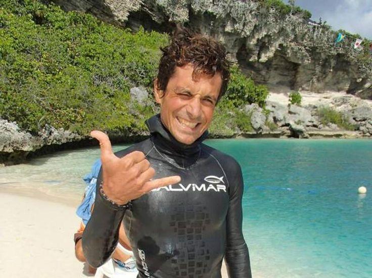 Davide Carrera: nuovo record del mondo di apnea con -94 m