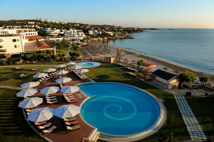 The Creta Maris Beach Resort in Hersonissos, Crete, has officially opened its doors and is welcoming guests for the 2017 tourism season.