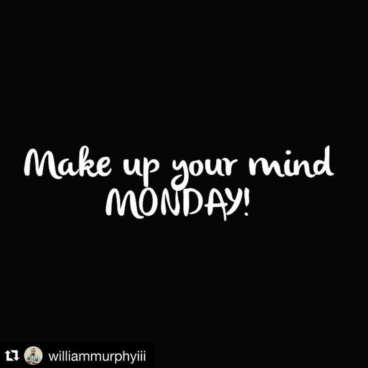 #Repost @williammurphyiii with @repostapp.  Getcha mind right! That's my prayer for you today...that today be the day that you decide once and for all that you're going to go after everything God promised you! I pray for mental fortitude and for a Holy Boldness to come upon you like never before! I pray that you get fed up with mediocrity and that settling would begin to make you sick! I pray for divine tenacity and courage coupled with vision and perseverance! I pray that you start seeing…