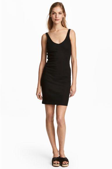 Jersey dress Model