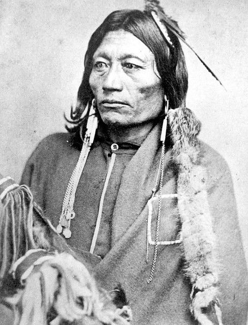Pacer (Iron Sack) Essa-queta, Kiowa Apache chief. Pacer or Peso lived on the Kiowa Reservation, Oklahoma. He died in 1875.