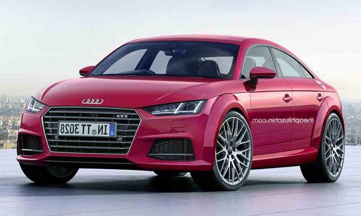 http://2017conceptcars.com - 2017 Audi TT News, Specs and Release Date