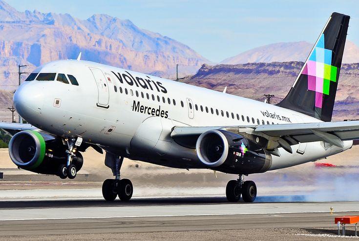"N502VL Volaris Airlines 2008 Airbus A319-132 C/N 3463 ""Mercedes"""