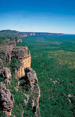 Kakadu National Park in Australia
