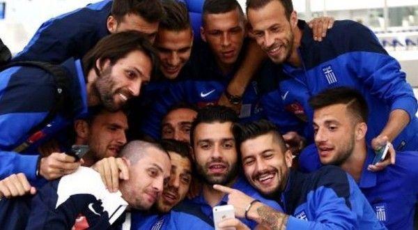 Τα… selfies της Εθνικής Ελλάδος!!! | Kiss My GRass