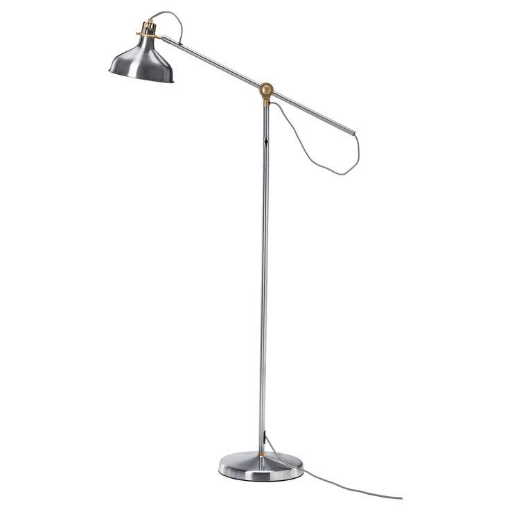 ranarp lamp nickel plated