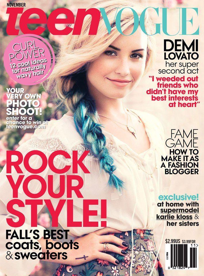 Demi Lovato November 2012