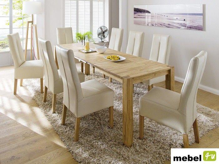 Stół rozsuwany RAMON 140-220 cm - sklep meblowy
