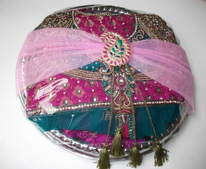 Indian Wedding Decoration Gift Ideas: South Indian Bride