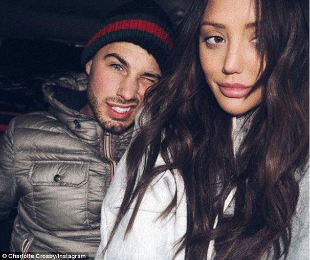 Charlotte Crosby hints at romance with Joshua Ritchie  The pair put on a steamy display during a MMA fight last December hinting at a blossoming romance.  And Charlotte Crosby and Love Islands Joshua Ritchie continued to spark rumours of a romance as they cosied up and kissed him on the cheek in a slew ofInstagramsnaps on Saturday.  This comes after the reality star 27 admitted shes back in touch with her former flame Gary Gaz Beadle who recently celebrated the birth of his first child…