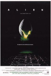 Creature feature. One of the most scary alien/creature movies ever. And with a bad ass heroine!
