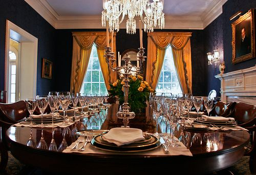 Mansion Dining Hall