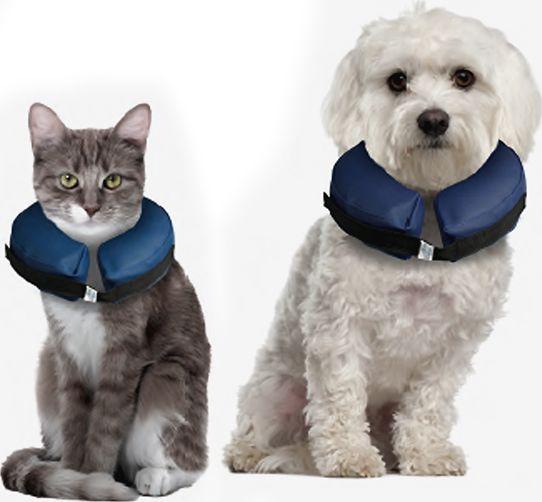 · der aufblasbarer Halskragen für Hunde ist ideal nach Operationen oder bei Hauterkrankungen · die Halskrause für Hunde verhindert das Aufbeißen · diese OP Bekleidung für Hunde bietet Leck- sowie Wundschutz für Hunde · Halskragen für Hunde aus weichem, bequemen sowie strapazierfähigem Material (für Allergiker geeignet) · hundsbequem – ideal für Hunde im Alter