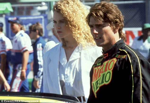 ''My jaw dropped': Nicole Kidman spoke to People about the first time she met ex-husband Tom Cruise while filming 1990's Days of Thunder