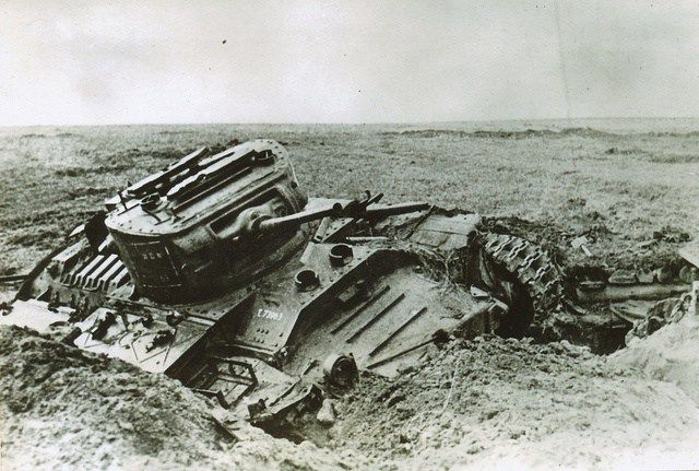 The British Tanks That Helped Russia