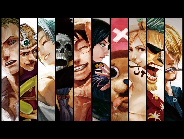 9 Best One Piece Images On Pinterest