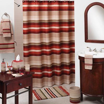Shower Curtain New Bathroom Ideas Pinterest