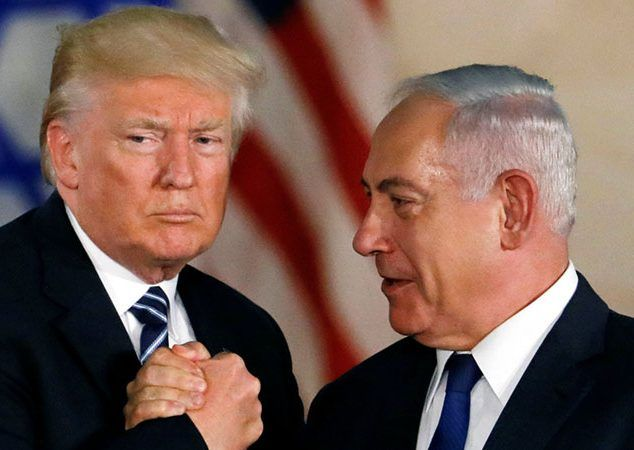 United States And Israel Sign Pact In Secret Meeting To Prevent Iran From Obtaining Nuclear Weapons