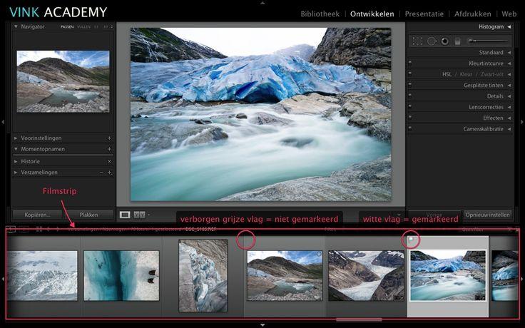Workflow: Snel & efficient foto's selecteren met Lightroom (via Vink Academy - Fotografielessen van Laura Vink)