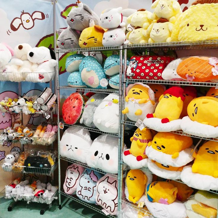 MCM Comic Con is open, thank you to everyone who has come by so far! Here's another sneak peek of one very soft and squidgy corner of our pop-up shop ❤ #artboxuk #sanrio #gudetama #gudetamaplush #kawaiiplush #pompompurin #kirimi #kirimichan #snoopy #nekoatsume #jinbei #jinbeisan #whaleshark #sanx #mochimochipanda #fancyaquarium #snoopy #nemuneko #mcmcomiccon #londonexpo #londonmcmcomiccon #londonmcm
