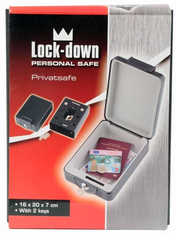 Lock-Down Privékluis #kluis #kluisje #tegeninbraak