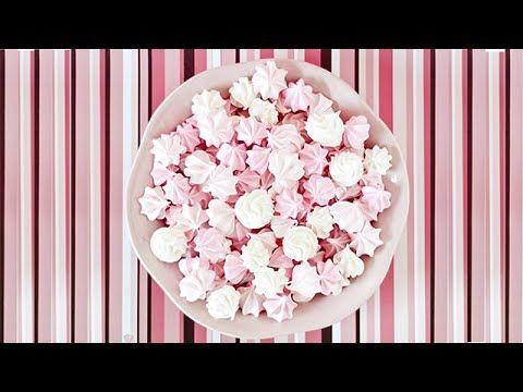 Como Hacer MERENGUES: Francés, Suizo, Italiano ☆ Recetas - Usos - Diferencias || Tan Dulce - YouTube