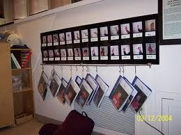 reggio emilia classroom - Google Search.  Forgot how much I liked this display.
