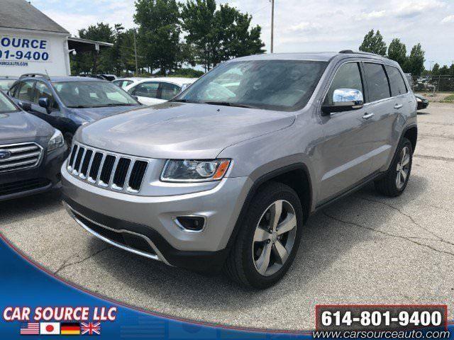 Cool Amazing 2014 Jeep Grand Cherokee Limited 2014 Jeep Grand Cherokee 2017/2018 Check more at http://24cars.ga/my-desires/amazing-2014-jeep-grand-cherokee-limited-2014-jeep-grand-cherokee-20172018/