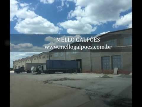Os Melhores Galpões de Salvador,  na Bahia, e no Brasil, até 80.000 m2
