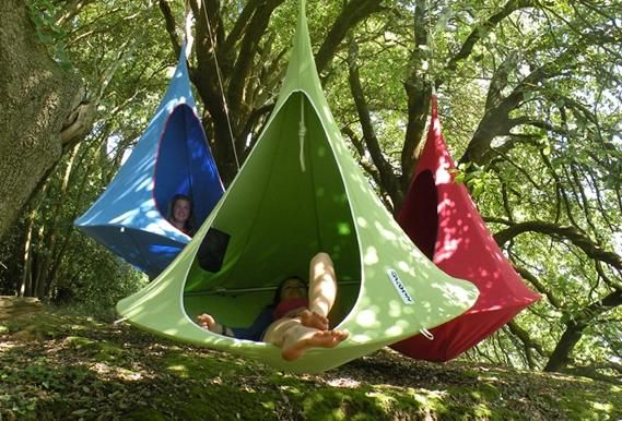 This Hanging Co Private Hammock