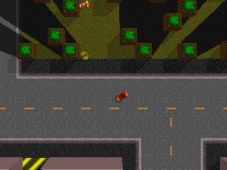 Tapan Kaikki 4: Bloodshed is a typical arcade style shooter. You are dropped into a level where you must fight and kill anyone in your way within the time limit.