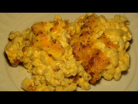 how to make baked macaroni without oven