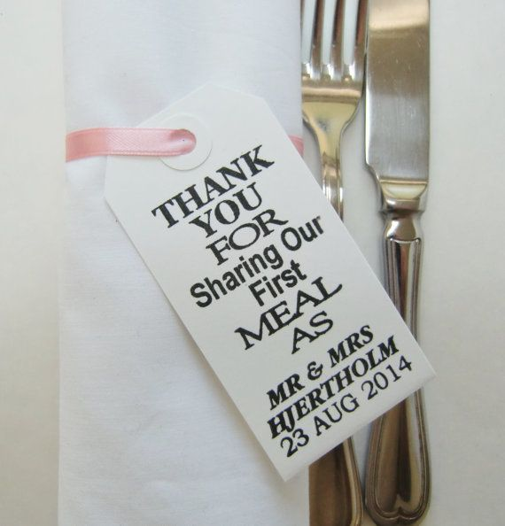 60 Wedding Napkin Holders-Wedding Table by IzzyandLoll on Etsy