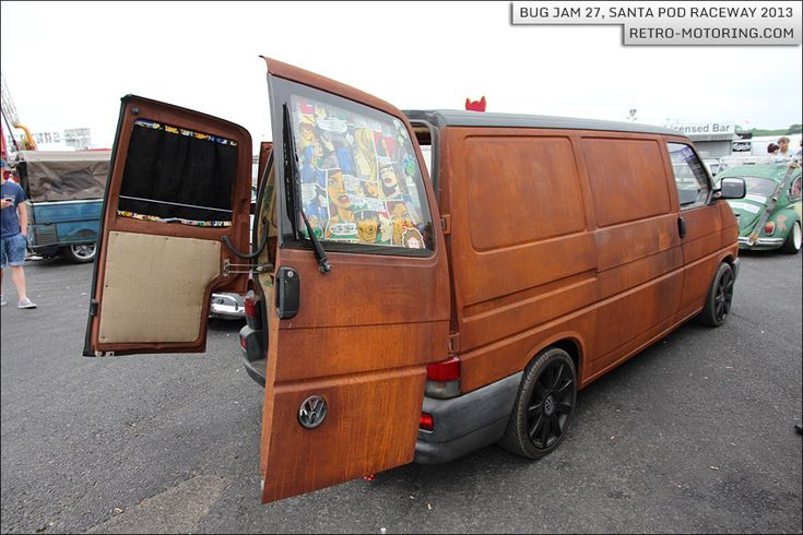 Ratlook VW T4 Panel Van