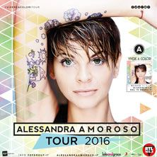 Alessandra Amoroso - Biglietti live 2016(TicketOne)