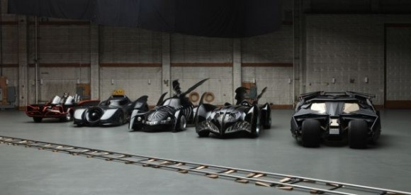 Starting this weekend, Warner Bros. will send a total of six Batmobiles on tour across the country.
