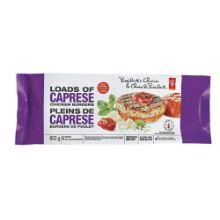 PC Loads Of Caprese Chicken Burgers