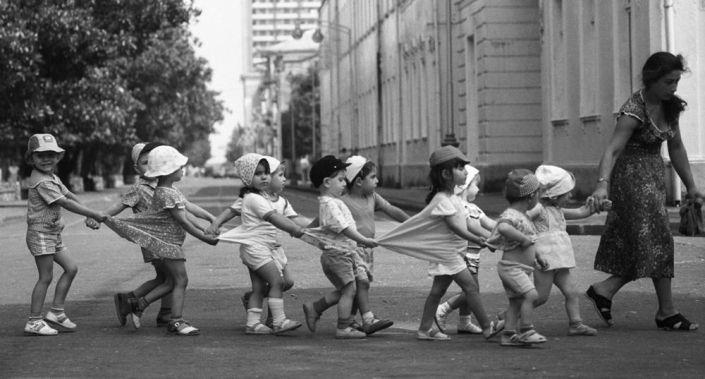 Почему дети СССР были другими? Редкие кадры.