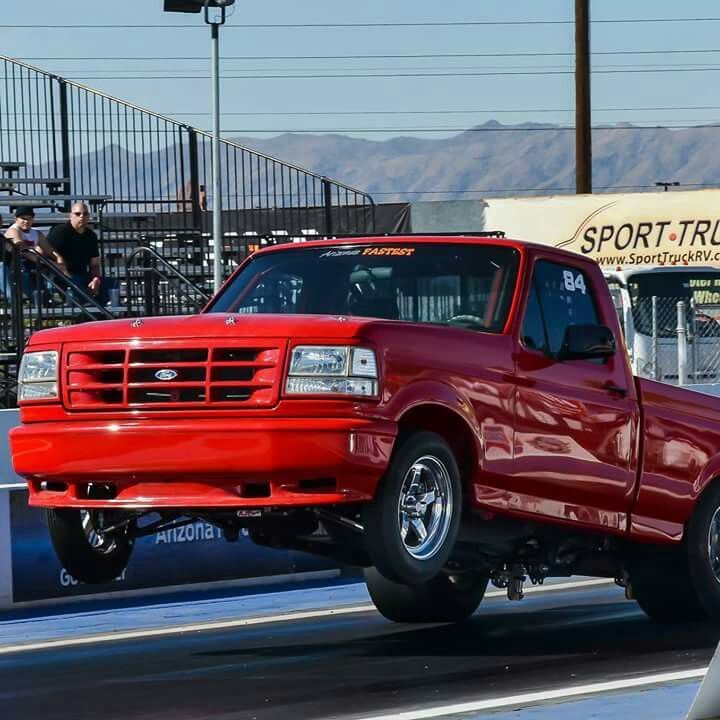 1st gen Ford F150 Lightning