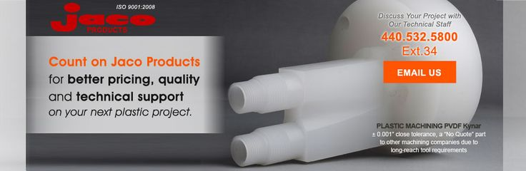 Plastic companies in Ohio can provide you with the materials you need. The process is the most common for fabricating plastic parts and one that most people are at least a little familiar with. Injection molding can be used to create a variety of products in a number of different sizes and for a number of different applications. http://jacoproducts.com/