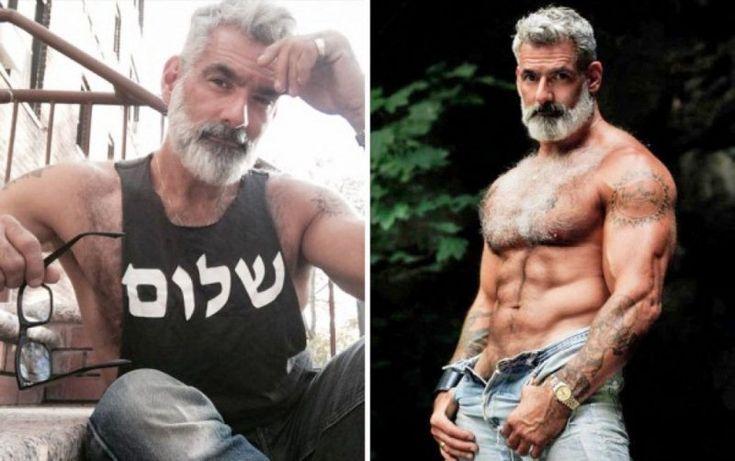 Красивые мужчины в возрасте - 1