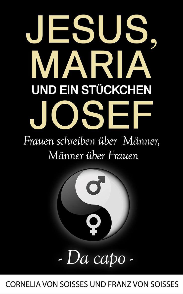 """Das finale Cover für """"Da capo"""" der Teil 2 zum Bestseller http://www.amazon.de/Jesus-Maria-ein-St%C3%BCckchen-Josef-ebook/dp/B00VSMA78O/ref=sr_1_1_twi_2_kin_ku?s=books&ie=UTF8&qid=1430256430&sr=1-1&keywords=soisses wird im Mai veröffentlicht mit 31 neuen Kapiteln."""