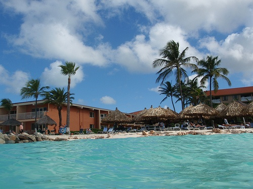 Aruba Beach Club!