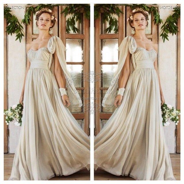 Вечернее платье глубокое круглое декольте одно плечо лента вечернее ну вечеринку платье минимальный уровень длина элегантный шифон вечернее платье платье