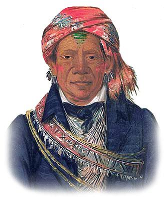 Image detail for -Picture of Delaware Lenape Native American - Description and Points of ...