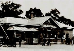 Old Maldon Post Office