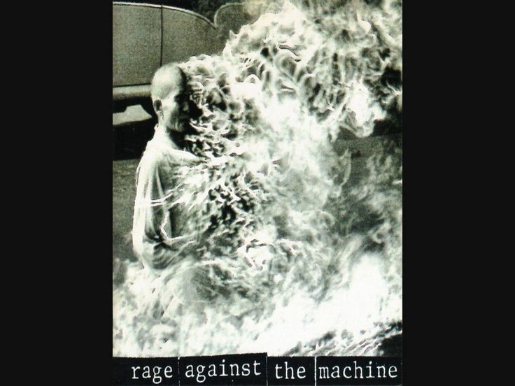 "rage against the machine - Bullet in the head ""No es-cape from the massmindrape - Play it again Jack! ah then rewind the tape - And then play it again. and again. and again. Until ya mind is locked in - Believin' all the lies that they're tellin' ya - Buyin' all the products that they're sellin' ya - They say jump and ya say how high . . . ""  Listen to the lyrics closely people, Zack is speaking the truth, as he always does . . ."
