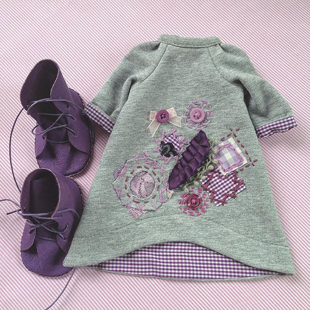 Scrappy doll clothes
