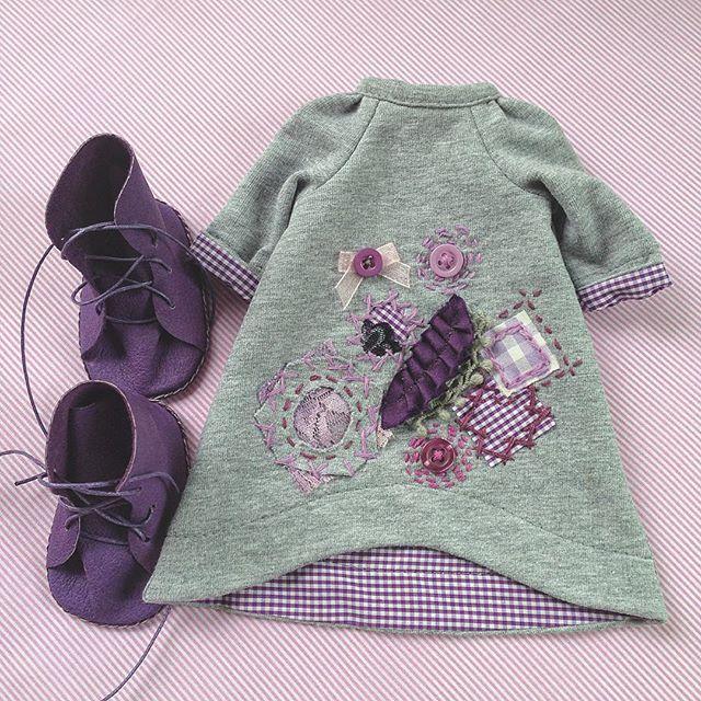 Scrappy doll clothes