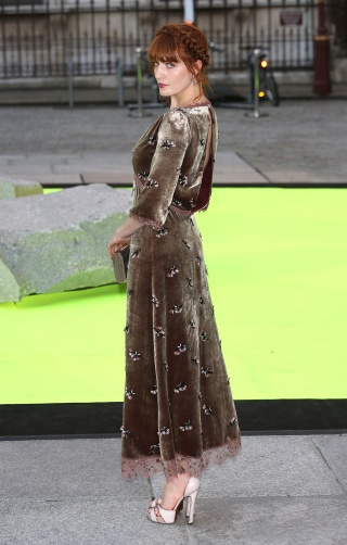 Florence Welch at the Royal Academy summer exhibition party   Metro UK